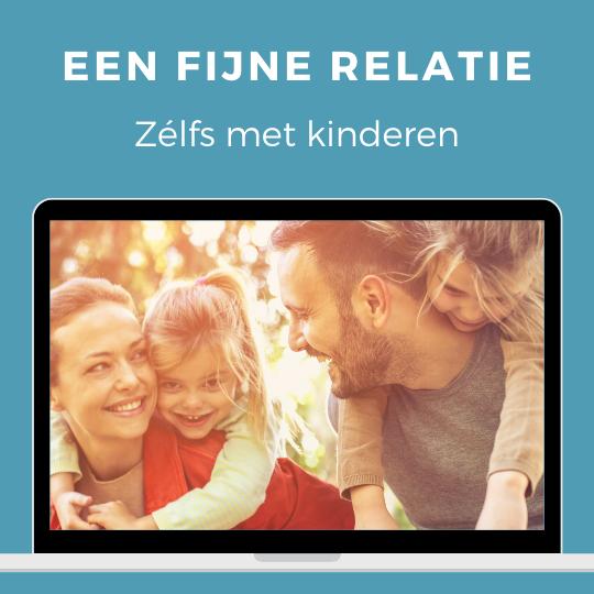 online cursus een fijne relatie zelfs met kinderen