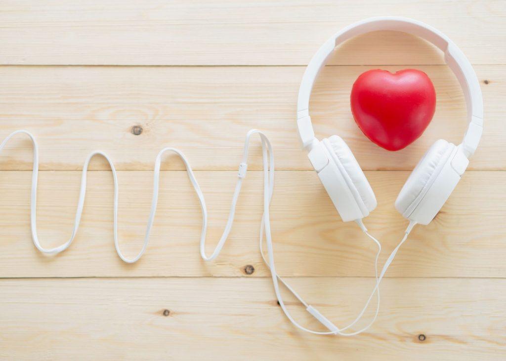 luisteren naar liefde podcast